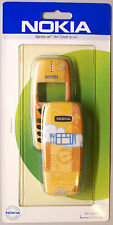 Original New Nokia 3310 3330 SKR-46 By Air Xpress-on Front and Back Art Cover