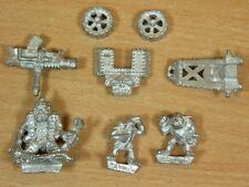 CLASSIC METAL ROGUE TRADER ERA ORK HOP SPLAT FIELD GUN COMPLETE UNPAINTED (623)