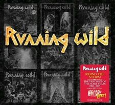 Running Wild - Riding the Storm: Very Best of Noise Years 1983-95 [New CD] UK -