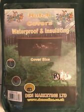 Lazybones Waterproof and Insulating  Rabbit Hutch Cover