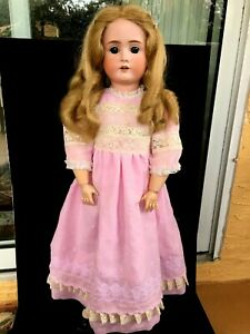 Antique Bisque Doll GERMANY S&H