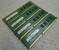 8GB Kit Samsung M378B5773DH0-CH9 PC3-10600U 1RX8 Non-ECC Computer Memory RAM