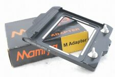 Mamiya M Adapter Vertical for Universal Press *Mv517