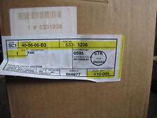 NEW OE SAAB 9-5 Heater Fan Motor 5331236 Fits 1999 to 2009