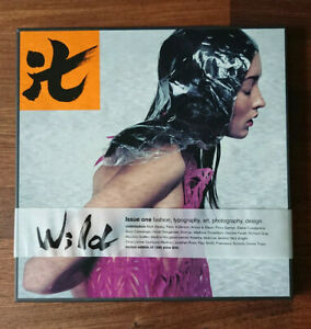 IT Issue One: 'Wild' Rare Limited Edition Boxed Fashion Magazine 1998 Visionaire