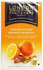 London Fruit & Herb Co Orange Spicer 20 Bags (Pack of 2)