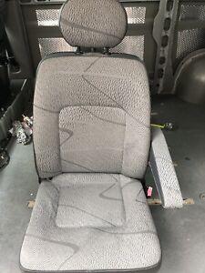 renault master drivers seat