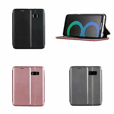 Case For Samsung Galaxy S8 Plus Wallet Flip PU Leather Stand Card Slot Cover
