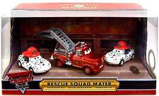 Disney*Pixar CARS Toon__RESCUE SQUAD MATER Box Set_Mater_Mia_Tia__Comic Con 2009