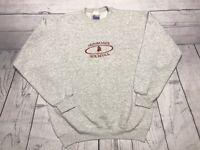 Vintage Arizona State Sun Devils Crewneck sweater Mens Large Medium 90s Asu Ncaa