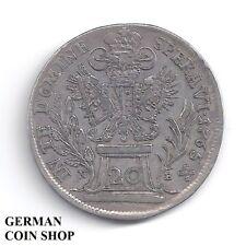 20 Kreuzer 1765 NB Nagybanya - Franz I. - Silber Österreich Ungarn Austria