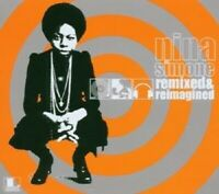 "NINA SIMONE ""REMIXED & REIMAGINED"" CD NEW"