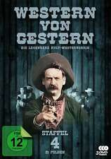 Western from Yesterday Season 4 Zorro Riding Wieder Jesse James Fuzzy 3 DVD Box