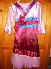 Authentic Disney Princess Mulan Dress