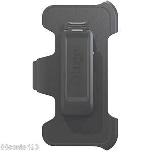 Genuine Otter Box Black Defender Series Belt Clip Holster For iPhone 5 / 5S / 5C