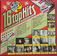 Club Top 13 National / 16 Top Hits September / Oktober '86 LP Vinyl