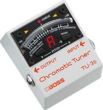 Boss TU-3S Chromatic Tuner DEMO