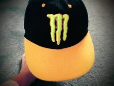 MONSTER ENERGY BASEBALL CAP SIZE 6 7/8