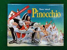 Tony Wolf - PINOCCHIO - Libro animato , Dami Editore (1994) Collodi