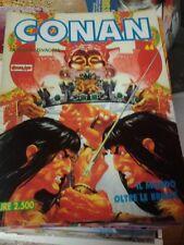 CONAN SPADA SELVAGGIA n°  44  - ED. COMIC ART - SAVAGE SWORD
