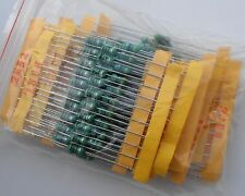 20 Value 200 pcs Assorted Color Wheel Inductor Kit 1/2 W 0.5W 10%