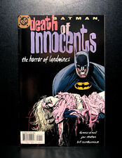 COMICS: DC: Batman: Death of Innocents #1 (1996), one shot - RARE