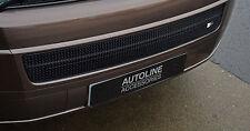 """BLACK CHROME"" MESH LOWER GRILLE TRIM ACCENT - VW VOLKSWAGEN T5 CARAVELLE 10+"