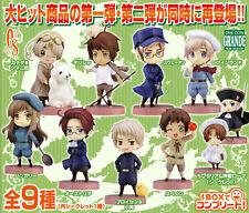 Hetalia Axis Powers One Coin Grande Figure Box set Part2 Kotobukiya Unopened New