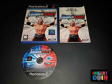 JUEGO SMACKDOWN VS RAW 2007 (PAL ESP)  PLAYSTATION 2  PS2 PS3