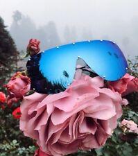 "Sunglasses ""FULL MASK"" Shield Mirror POLARIZED Women Bolts OWEN RIMLESS GAFAS"