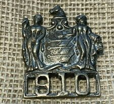 More details for american antique police badge unresearched