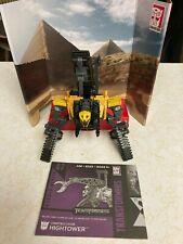 Transformers Studio Series Constructicon Hightower, #47, Excellent Condition!