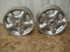 Land Rover Freelander Alloy Wheels x 2 - USED