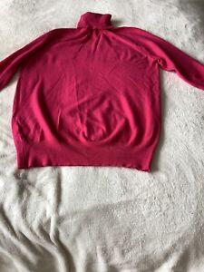 Ladies Polo Neck Zara Size Medium