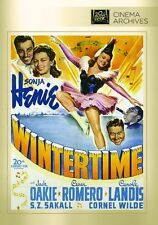 Wintertime (1943 Sonja Henie) - Region Free DVD - Sealed