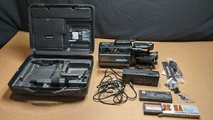 Panasonic NV-M5 VHS camcorder