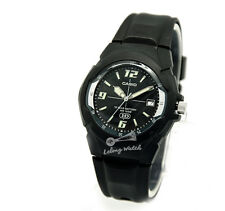 -Casio MW600F-1A Standard Analog Watch Brand New & 100% Authentic NM