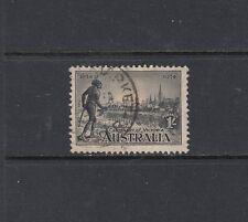 1934 1/- Black Victoria Centenary Perf 11½ SG 149a, very fine postally used.