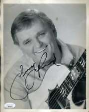 Jerry Reed JSA Cert Hand Signed 8x10 Photo Autograph