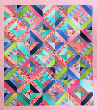 Too Cool Quilt Kit - Easy Quilt Pattern + Moda Fabric