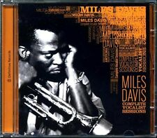 SEALED NEW CD Miles Davis - Complete Vocalist Sessions
