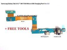 "SAMSUNG Galaxy Tab a 9.7"" sm-t550 Micro USB porta di ricarica Flex & Jack per Cuffie"