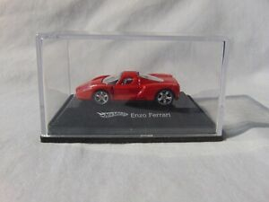 Hot Wheels 1:87 Enzo Ferrari Red