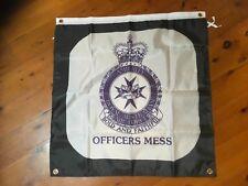 Amberley raaf officers - Man Cave Work Shop Garage Shed Bar coaster poster Flag