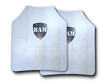Body Armor | Bullet Proof Plates | ArmorCore | Level IIIA 3A | FLAT 10x12- PAIR