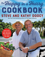 The Happy Cookbook by Steve Doocy 2020 ✅
