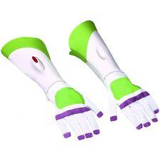 Buzz Lightyear Gloves Disney Costume Accessory Kids Toy Story Halloween