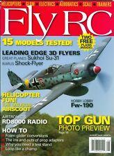 2004 Fly RC Magazine: Fw-190/Helicopter Fun/RD8000 Radio/Sukhoi Su-31/ShockFlyer