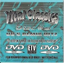 "ETV Vital Classics #9  90's Remix Hitz ""Whitney I Wanna Dance With Somebody"""