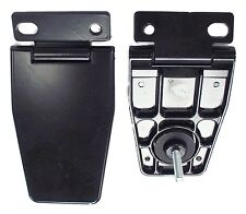 Jeep Wrangler TJ Lift Gate Liftgate Hinge Pair 1997-06 Black Left & Right